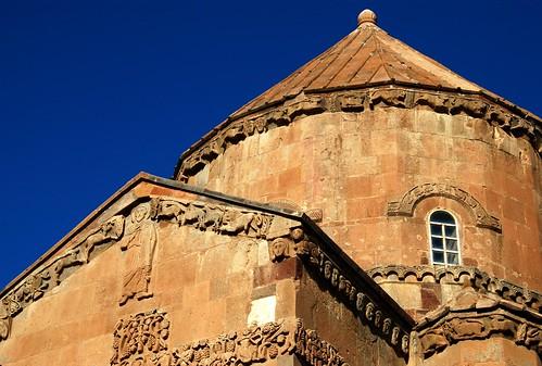 armenian cathedral, akdamar island