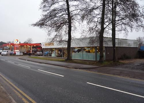 Unknown former dealership, Bury St Edmunds