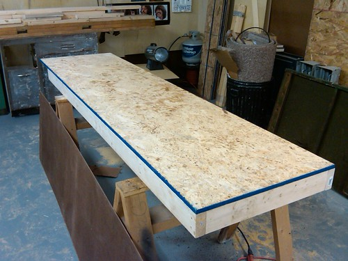 Miter Saw Station Base