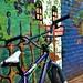 Bike Mural by Porter Simmons