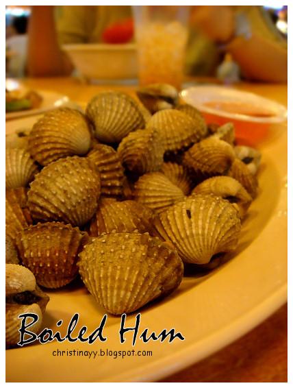 Penang Boiled Hum
