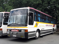 City of Batac (Chkz) Tags: city bus ms government sha fuso 1227  676 aerobus  batac 8dc9 ms725s   chokz2go