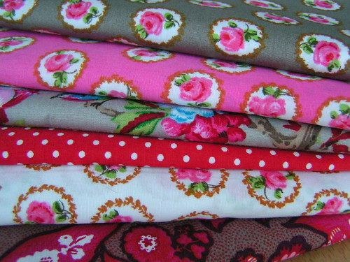 New spring fabrics