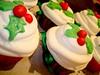 cupcakes for christmas - b (SWEET SUGAR By Michelle Lanza) Tags: cupcakes artistico sweetsugar docinhos minibolos decorada atelierdoaçúcar bymichellelanza confeitariapersonalizada