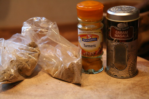Dried spices