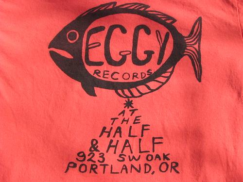 eggy shirt detail coral