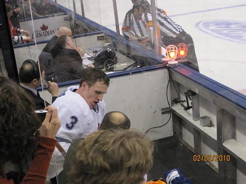 Leafs vs. Devils