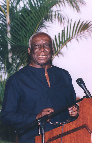 Professor Ralston Milton Rex Nettleford (February 3, 1933 - February 2, 2010) by The University of the West Indies.