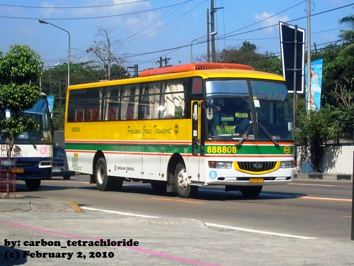Precious Grace Transport - Nissan Diesel SR Exfoh