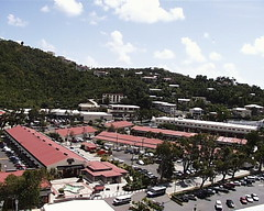 Part of Charlotte Amalie