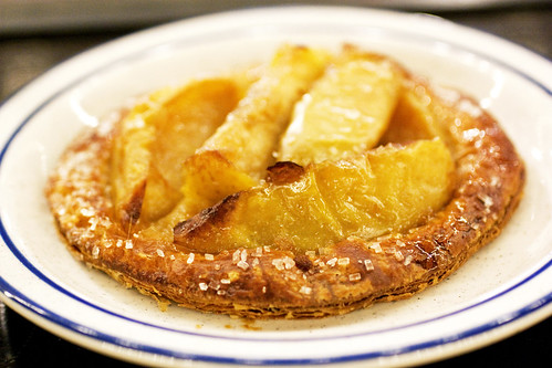 lemon apple tart @ city bakery