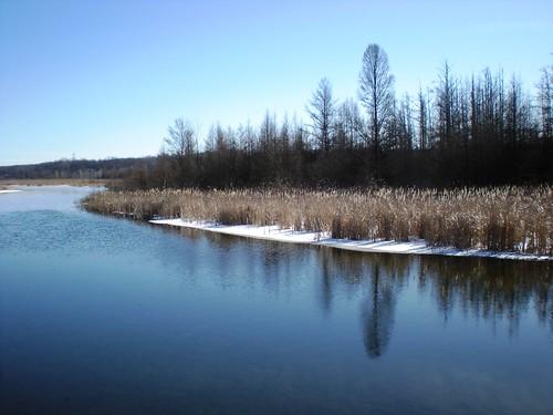 .Winter Geocaching