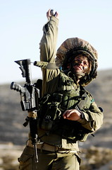 Female Soldier Launches Grenade (Israel Defense Forces) Tags: girls israel women soldiers israeli idf womensoldiers idfsoldiers israeldefenseforces groundforces girlsoldiers femalesoldiers infantryinstructors