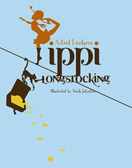 4337627847 3a56bf1b42 m Top 100 Childrens Novels #91: Pippi Longstocking by Astrid Lindgren