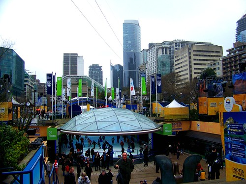 Vancouver Robson Square