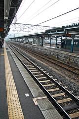 Matsumoto JR Station - Matsumoto, Japan (JohannSchmidt) Tags: tower castle japan jo matsumoto nagano naganoprefecture  matsumotojo matsumotocastle hirajiro
