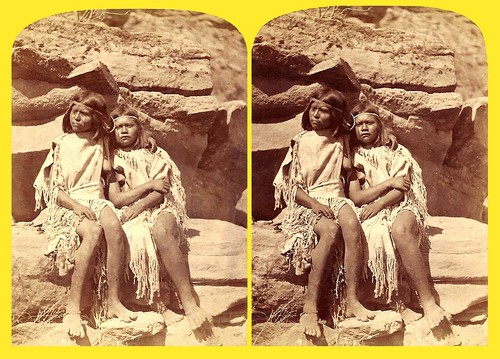 Native american girl boobs