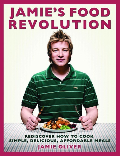 Jamie Food Revolution Cover Art