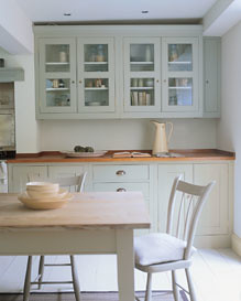 If Not White What Painted Cabinet Color