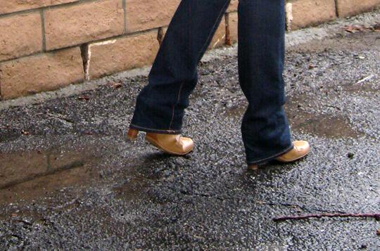 Burberry Trench - J Brand Jeans - Via Spiga Shoes 6