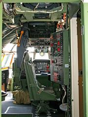 Boeing KC-97G (53-0230) Main Flight Deck (dlberek) Tags: cockpit flightdeck tanker usairforce c97 kc97 doverairforcebase stratotanker flightengineer restoredaircraft transportaircraft airmobilitycommand preservedaircraft airmobilitycommandmuseum inflightrefueling museumaircraft boeing367 530230 militarytransports