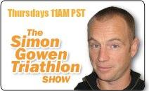 Simon Gowen Triathlon Show
