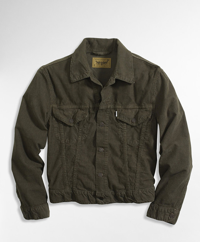 Levis x Opening Ceremony moss green