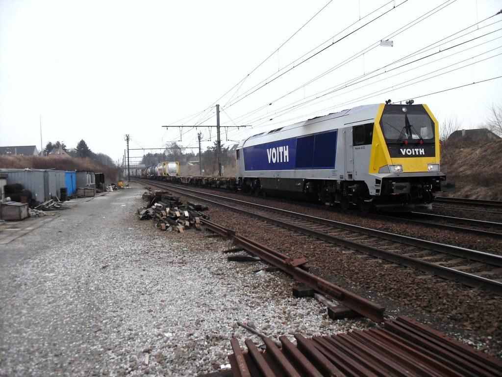 Maxima van CROSSRAIL in Heist-Op-Den-Berg.