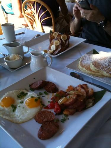 Five Palms Breakfast