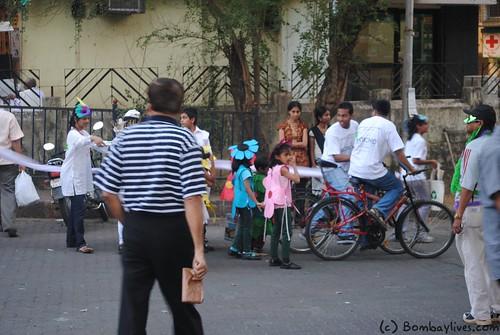 Kids at Carnival