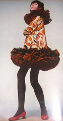 The Wild Sixties (Pennelainer) Tags: mod vogue the60s vintagemagazine penelopetree coverofmagazine lovely60sgirls