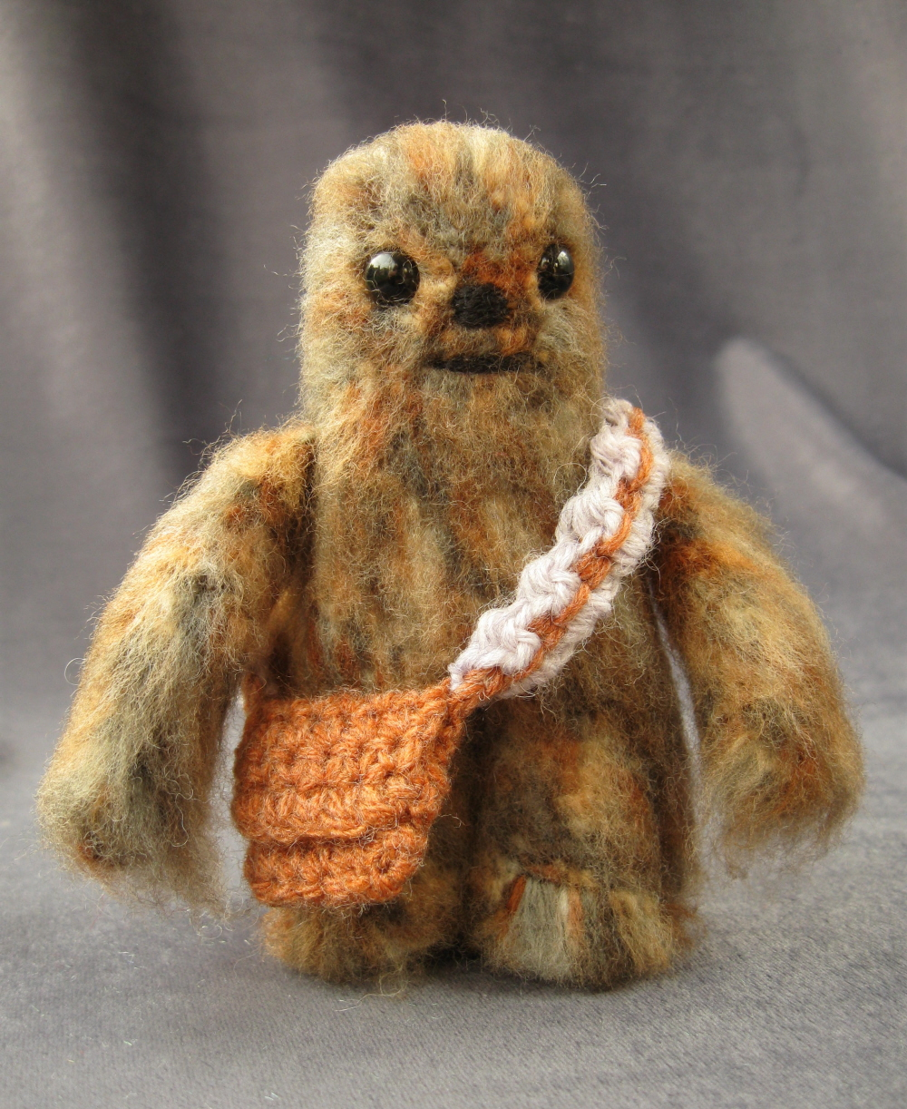 Amigurumi Chewbacca by LucyRavenscar / All Rights Reserved