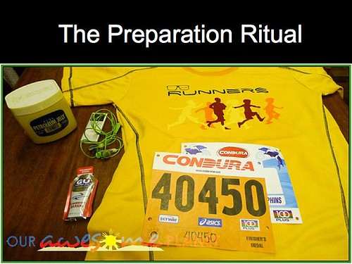 My Marathon Story Slide3