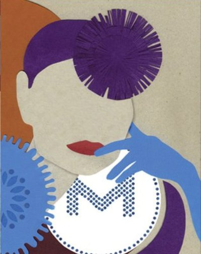 silja goetz illustration woman