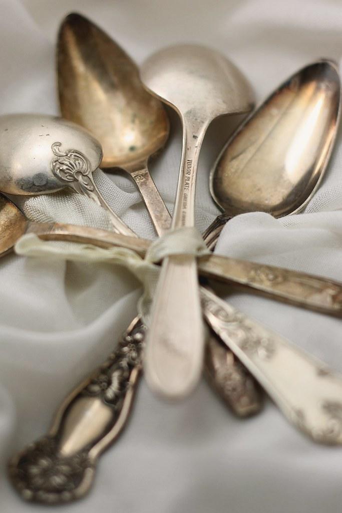 Vintage Silver Set