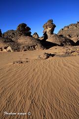 Akakos (Azaga ) Tags: light sunset portrait bw black canon desert libya     sebha ibrahem  ghademes    azaga  akakos