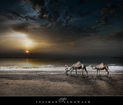 TRAVEL (suliman almawash) Tags: photoshop kuwait suliman      almawash