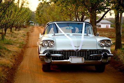 Hunter Wedding Cars