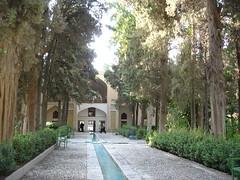 Kashan, Fin Garden (9) (Prof. Mortel) Tags: iran kashan