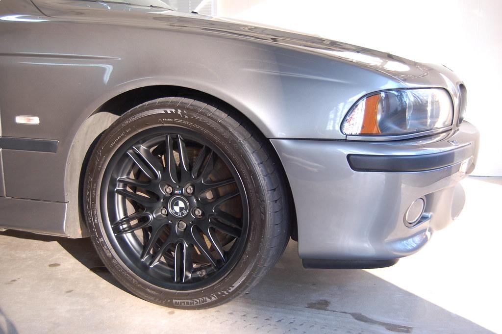 Black OEM Wheels