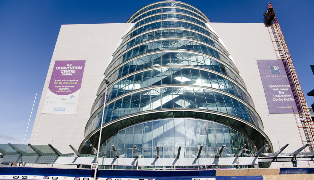 The New Convention Centre