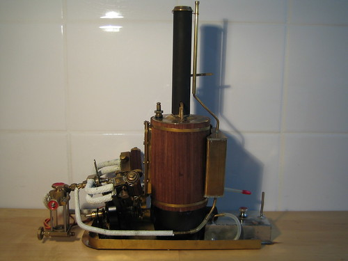 Marine steam engine for sale