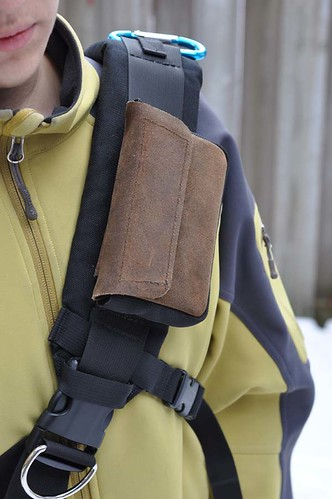 Belt or Shoulder Strap pouch