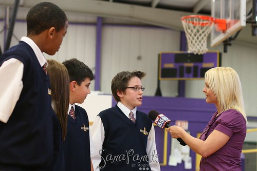 Fox 35 Cool School Day - Middle School