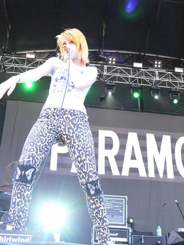 Paramore Live por netGameRadio.