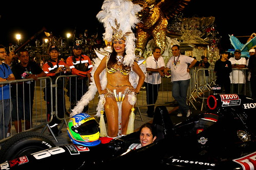 Ana Beatriz + Carnival Queen