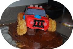 Monster Truck (the sweet slice) Tags: birthday cake monstertruck thesweetslice lisameasures
