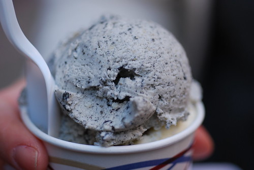 Black Sesame from Chinatown Ice Cream Factory