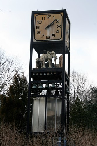 National Zoo clock