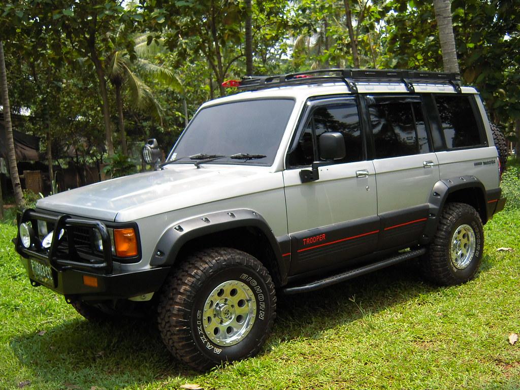 PlanetIsuzoo com (Isuzu SUV Club) • View topic - Sign Up
